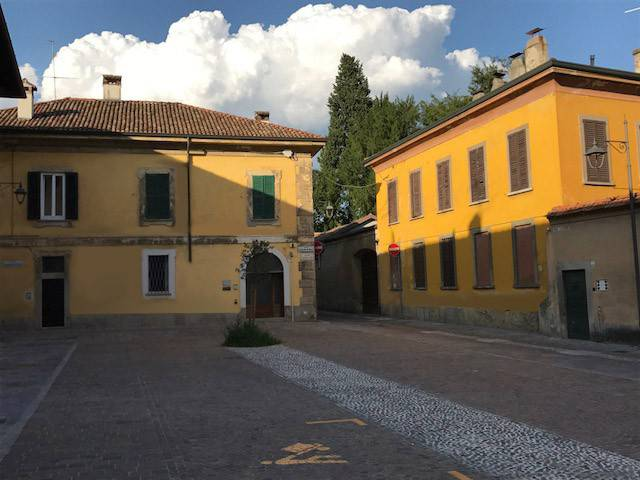 Vaprio d'Adda ATTICO in Palazzo d'Epoca