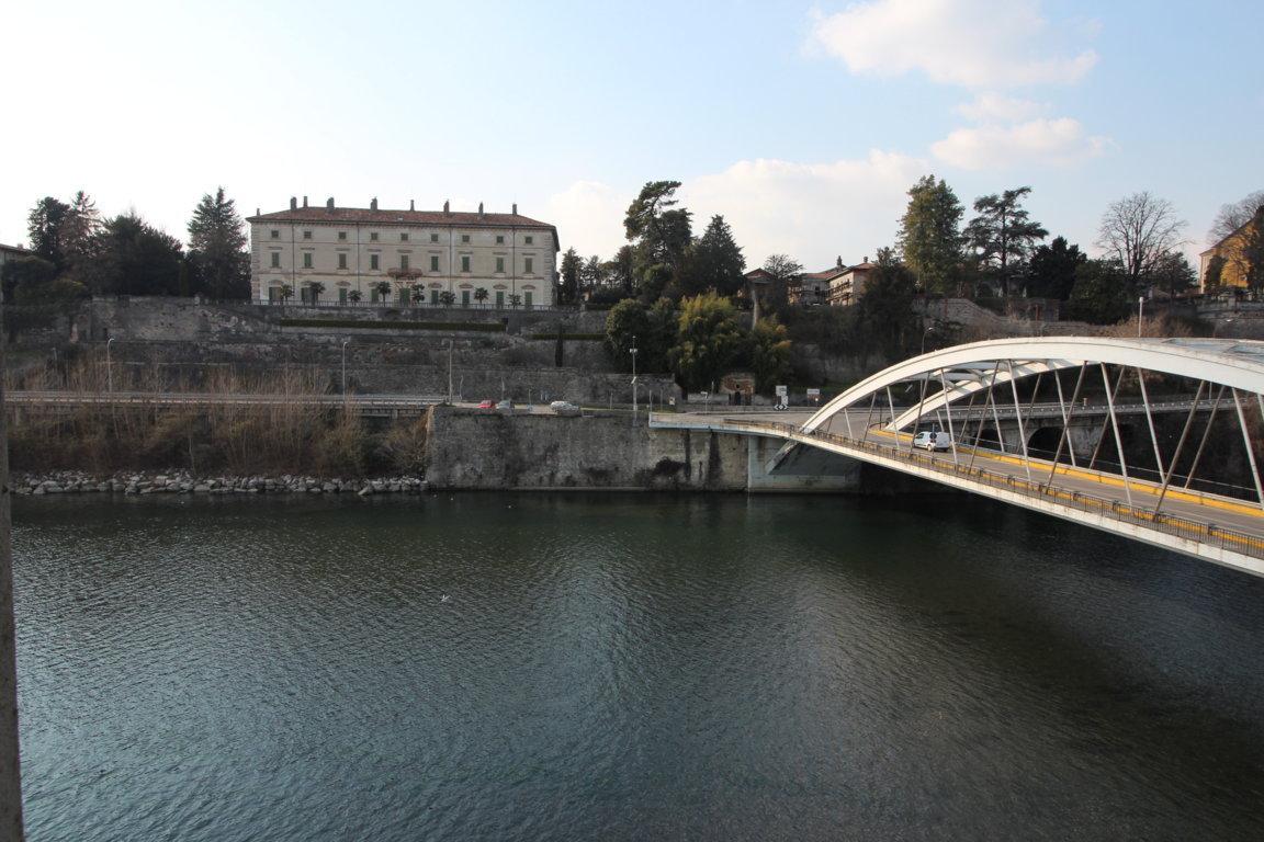 CANONICA D'ADDA – Attico vista fiume