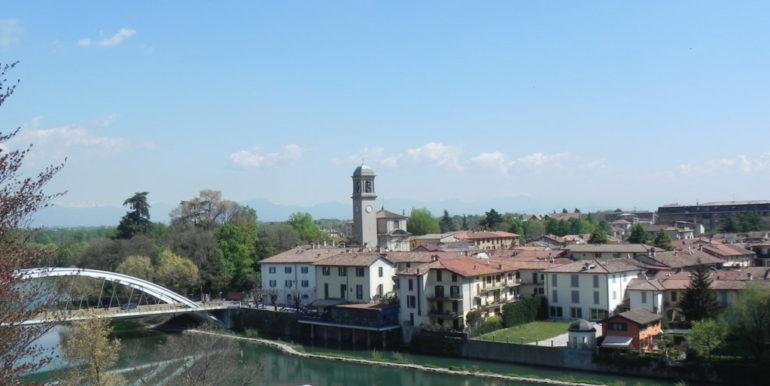 Vista fiume