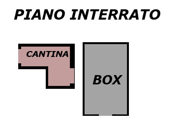 PIANO INTERRATO