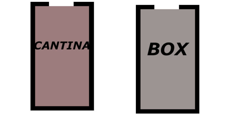 CANTINA - BOX